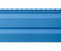 Виниловый сайдинг (Канада плюс) коллекция Премиум. Синий