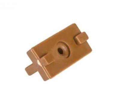 Крепеж пластиковый для террасной доски 146х23 от производителя Goodeck по цене 14.00 р