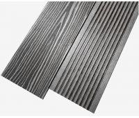 Террасная доска ДПК UnoDeck Solid Серый