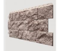 Фасадные панели (цокольный сайдинг) , Fels (скала), Muttfels Перламутровый
