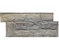 Фасадные панели (цокольный сайдинг) коллекция Гранит Леон - Урал