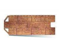 Фасадные панели (цокольный сайдинг) КОЛЛЕКЦИЯ «КАНЬОН» Невада