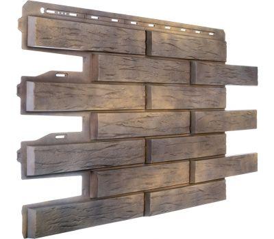Фасадные панели (цокольный сайдинг) Коллекция Ригель Немецкий 03 от производителя Альта-профиль по цене 350.00 р