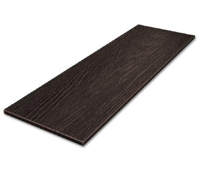 Фибросайдинг 3600 x 190 мм Brown от производителя Decover по цене 540.00 р