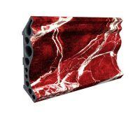 Внутренний угол композитный под мрамор RED STONE