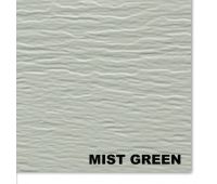 Виниловый сайдинг, MistGreen (Зеленый Туман)