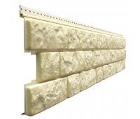 Фасадные панели - серия LUX BERGART под камень Кешью